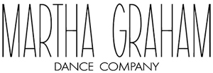 Martha Graham Dance Company Sticky Logo Retina