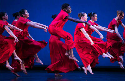 Repertory – Martha Graham Dance Company