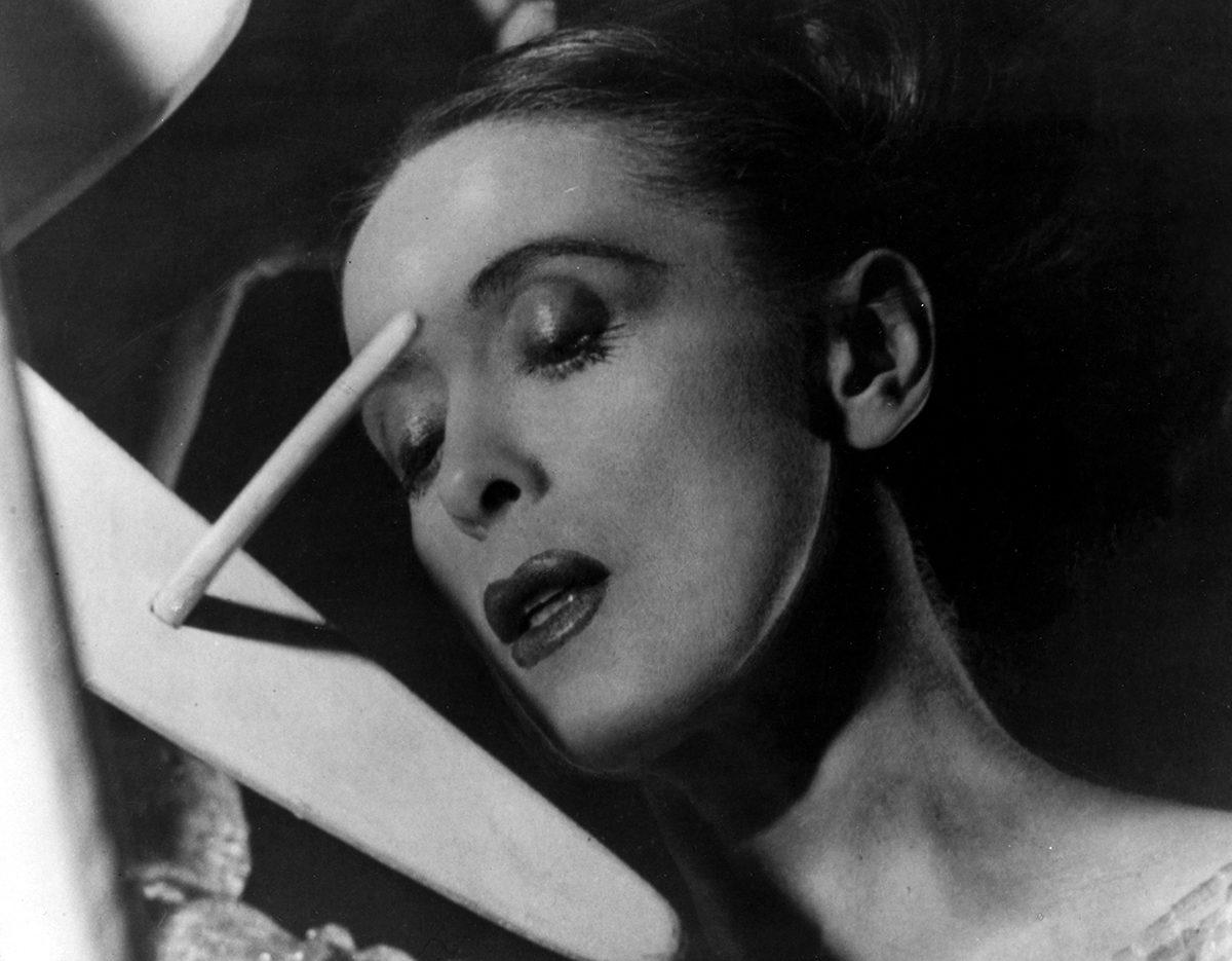Martha Graham in 'Herodiade'