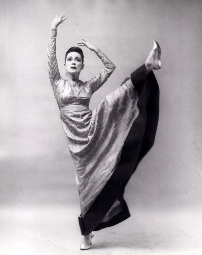 Martha Graham 1959